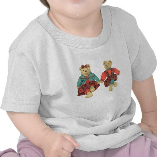 Mr. & Mrs. Bear Infant T Shirt