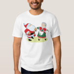 Mr Mrs Claus T-Shirt