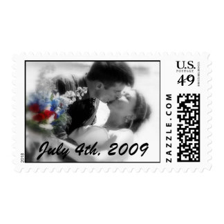 Mr. & Mrs. DonovanJuly 4th, 2009 Postage