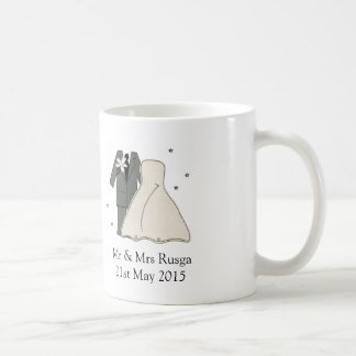 Mr & Mrs Kensington Mug