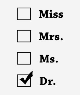 mr mrs ms dr gifts on zazzle