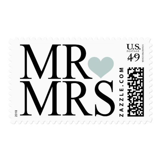 Mr. & Mrs. Postage