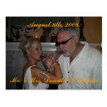 Mr. & Mrs. Postcard
