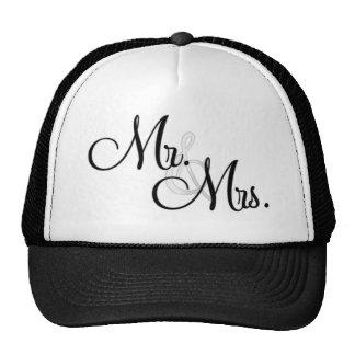Mr. & Mrs. Unique Items Trucker Hat
