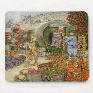 Mr. & Mrs. Vinegar Mouse Pad