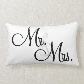 MR. & Mrs.Wedding Gift American MoJo Pillow