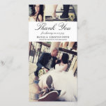 """MR &amp; MRS   WEDDING THANK YOU CARD<br><div class=""""desc"""">If you do not find the color scheme you are looking for,  please feel free to send us a message and we will gladly customize your order.</div>"""