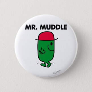 Mr. Muddle | Walking Backwards Button