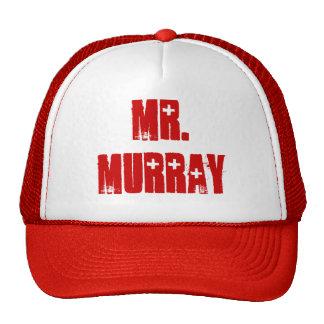 Mr. Murray Mesh Hats