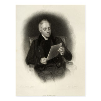 Mr. Murray, publisher of Lord Byron's works Postcard
