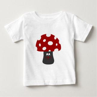 Mr Mushroom Baby T-Shirt