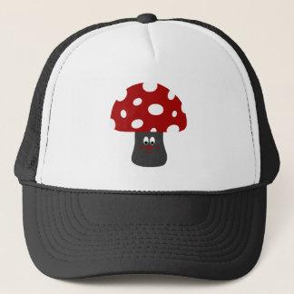 Mr Mushroom Trucker Hat