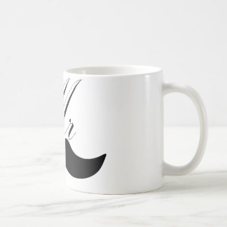 Mr Mustache Coffee Mug