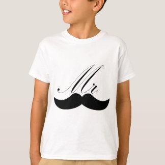 Mr Mustache T-Shirt
