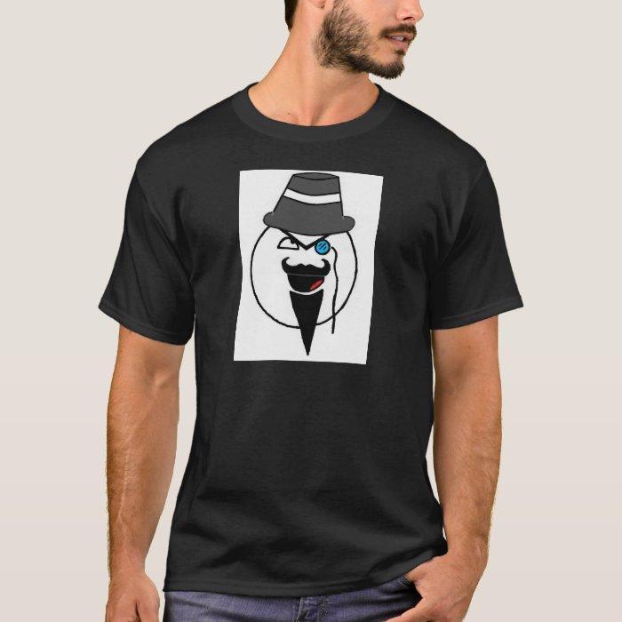 Mr. mustache T-Shirt