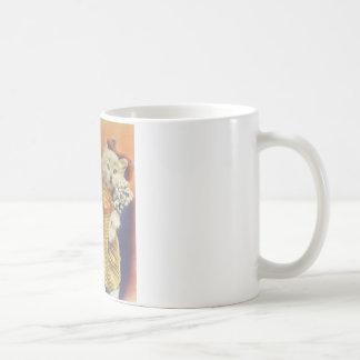mr n mrs cat mug