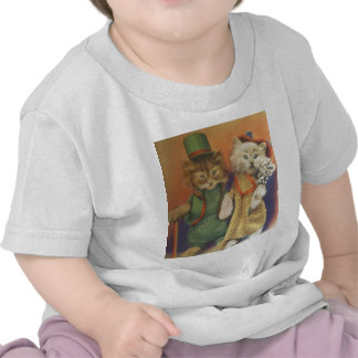 mr n mrs cat t shirts