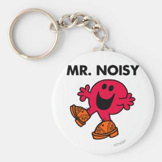 Mr. Noisy | Large Walking Clogs Keychain