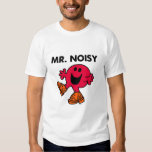 Mr. Noisy | Large Walking Clogs Tee Shirt