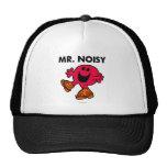 Mr. Noisy | Large Walking Clogs Trucker Hat