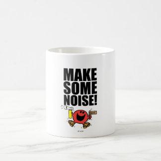 Mr. Noisy | Make Some Noise Coffee Mug