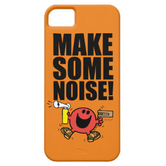 Mr. Noisy | Make Some Noise iPhone SE/5/5s Case