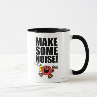 Mr. Noisy | Make Some Noise Mug