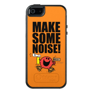 Mr. Noisy | Make Some Noise OtterBox iPhone 5/5s/SE Case