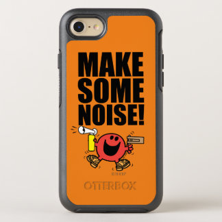 Mr. Noisy | Make Some Noise OtterBox Symmetry iPhone 7 Case