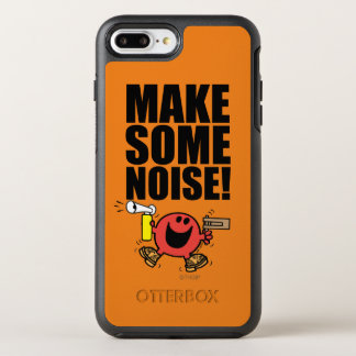 Mr. Noisy | Make Some Noise OtterBox Symmetry iPhone 7 Plus Case
