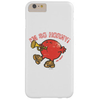 Mr. Noisy Tooting His Horn Barely There iPhone 6 Plus Case