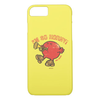 Mr. Noisy Tooting His Horn iPhone 7 Case