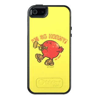 Mr. Noisy Tooting His Horn OtterBox iPhone 5/5s/SE Case