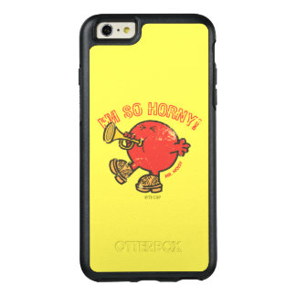 Mr. Noisy Tooting His Horn OtterBox iPhone 6/6s Plus Case