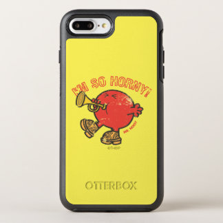 Mr. Noisy Tooting His Horn OtterBox Symmetry iPhone 7 Plus Case
