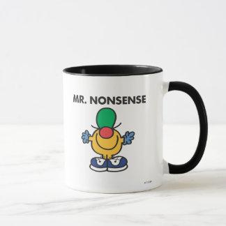 Mr. Nonsense | Funny Outfit Mug