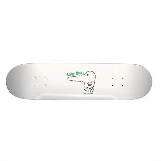 Mr. Nosey | Large Nose Skateboard Deck