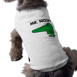 Mr. Nosey | Leading By A Nose Tee