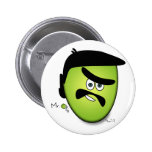 Mr Olie Naughty Pinback Button