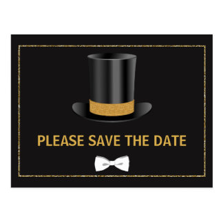 Mr ONEderful 1st Birthday Save the Date Postcards