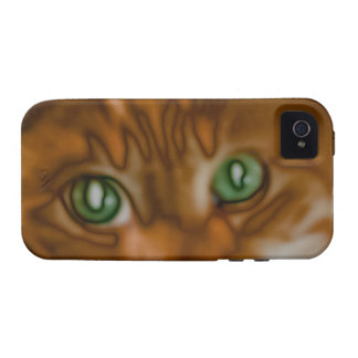 Mr. Orange iPhone 4 Case