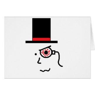 Mr. Original Greeting Card