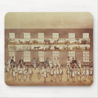 Mr Owen's Institution, New Lanark (Quadrille Danci Mouse Pad