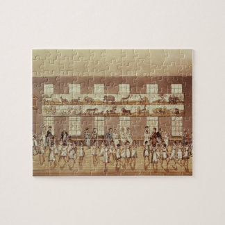 Mr Owen's Institution, New Lanark (Quadrille Danci Jigsaw Puzzle