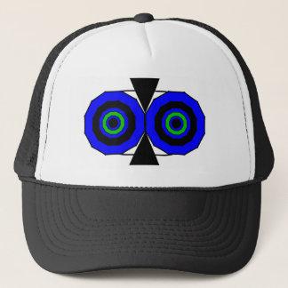 Mr Owl ate my metal worm Trucker Hat