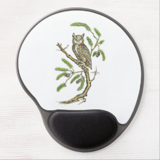 Mr. Owl Gel Mouse Pad