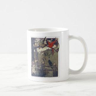 Mr Owl Gives A Party Coffee Mug