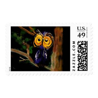 Mr. Owl Postage
