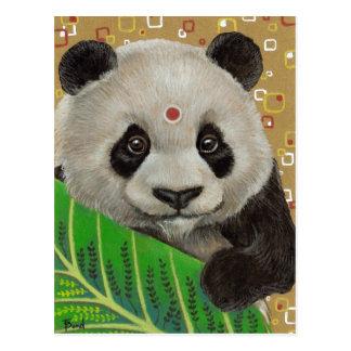 Mr Panda Postcard