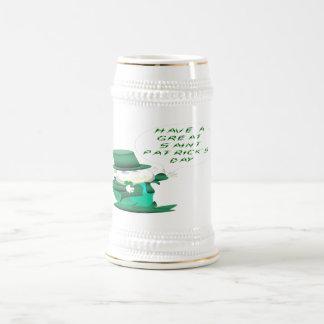 Mr Patrick's 18 Oz Beer Stein